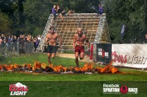 Spartan Race - Sprint Finish